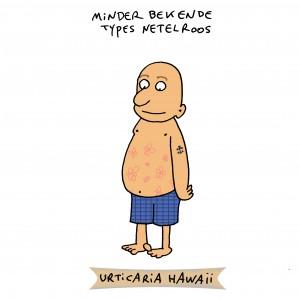Cartoon van de maand